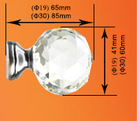 embout Crystal